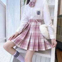 skirt Autumn 2020 XS 60-75 kg, XXL 135-140 kg, XL 120-135 kg, s below 95 kg, m 98-108 kg, l 110-120 kg Short skirt