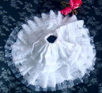 BJD doll zone Dress 1/4 Over 14 years old goods in stock white 6-point special, 4-point special, 3-point special AI