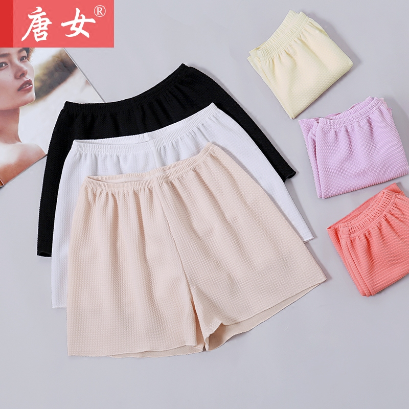 Leggings Summer of 2018 SMLXL2XL3XL Thin money shorts TN-Q7AQK-05 18-24 years old Tang women Pure e-commerce (online only)