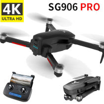 SG906   PRO Two axes Self stabilization Yuntai double GPS UAV automatic Return major Aerial camera Issue on behalf of drone