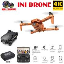 HJHRC   HJ 78   Fixed height aircraft high definition 4K fold Picture biography flight remote control children Toys Cross border   drone