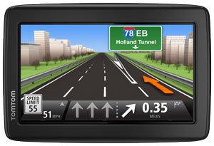 Advanced lane guidance - TomTom VIA 1505 M