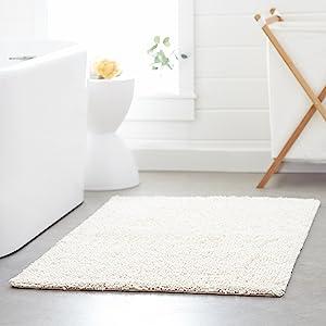 Pinzon Luxury Loop Cotton Bath Mats
