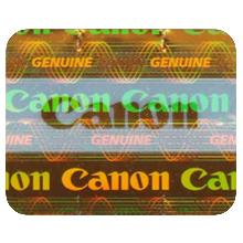 real canon, genuine canon, canon hologram, genuine hologram, real canon toner