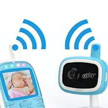 baby monitor, infant optics, video monitor