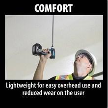 comfort, overhead
