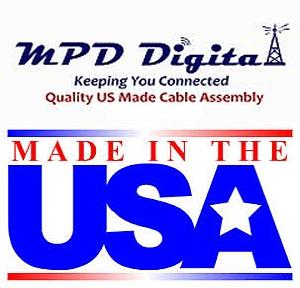 MPD Digital build antenna cables in the USA
