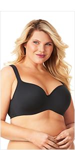 olga, flirty, sexy bras, balconette full figure bras, gu2711a