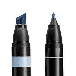 Prismacolor Premier Double-Ended Art Markers - Marker Set Laid Out