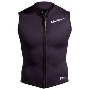 NeoSport 2.5mm Mens Front Zipper Sport Vest