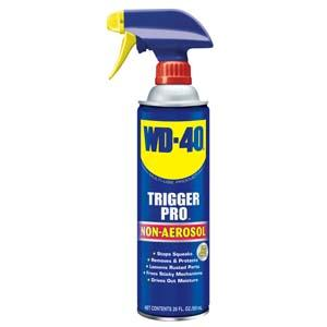 WD-40, WD40, lubricant, lubricate, rust remover, Trigger Pro, Industrial, heavy-duty,