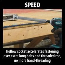 speed, threaded, rod, pipe