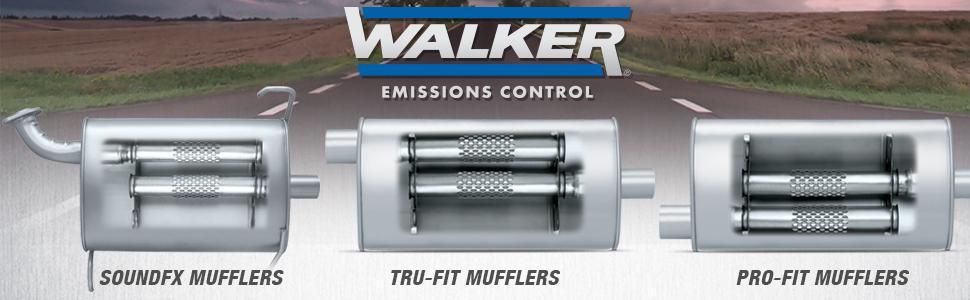 Walker 81973 CalCat OBDII Catalytic Converter