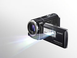 Sony Projector light