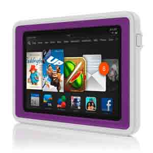ATLAS® Waterproof Case for Amazon Kindle Fire HD (2013) Features