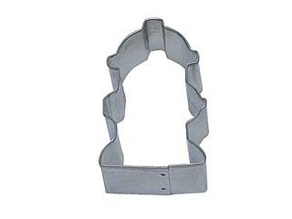 """R&M Fire Hydrant 3"""" Cookie Cutter in Durable, Economical, Tinplated Steel"""