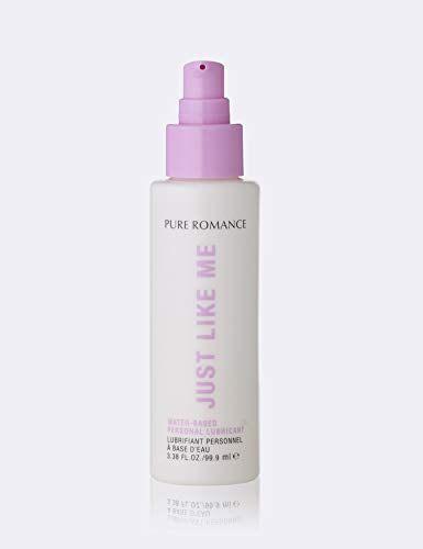 Just Like Me Lubricant | Lube Lightweight Gel | Natural Lubricant | Toy Friendly by Pure Romance