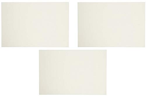 Sax Watercolor Beginner Paper, 90 lbs, 12 x 18 Inches, Natural White, Pack of 500 (Вundlе оf Тhrее)
