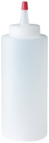 3M 37720 12 fl. oz. Capacity Detailing Squeeze Bottle (Pack of 24)