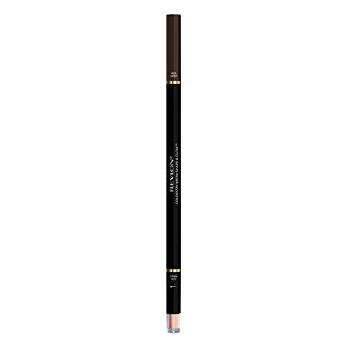 Revlon Colorstay Shape & Glow Eye Brow Marker and Highlighter, Soft Black, 0.02 Oz (Marker), 0.008 Oz (Highlighter)