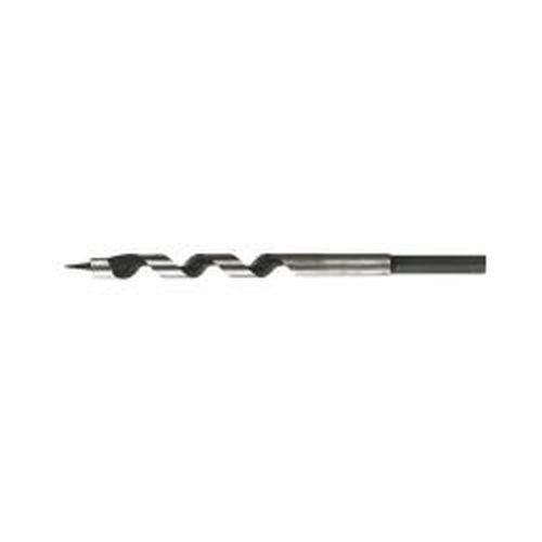 Klein Tools 53402 Ship-Auger Bit with Screw Point, 3/4-Inch Bit by 4-Inch Twist Length