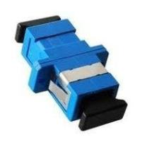 FiberShack - SC Fiber Optic Couplers - Single-Mode - Simplex/Duplex - OS1-9/125um - 10 Pack