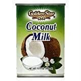 Golden Star Coconut Milk, 12 Pack, 13.5 Ounce, Dairy Alternative