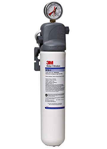 3M High Flow Series System for Ice Applications featuring Valve-in-Head Design ICE120-S, 5616003