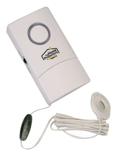 Reliance Controls THP205 Reliance Sump Pump Alarm With Flood Alert, 9 V Battery, 6 Ft Wire Sensor, 105 Db, White