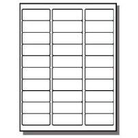 FBA Laser/Ink Jet Labels, for Bar Code, Asin #, Box Labels, Pallet Labels (200 Sheets 30 Up Labels = 6000 Labels)