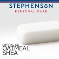 Melt & Pour Soap Base (25lb Block, Oatmeal Shea)