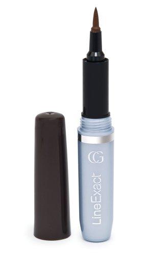 CoverGirl Lineexact Liquid Eyeliner, Black Brown 620, 0.02 - Ounce Packages (Pack of 2)