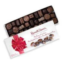 Russell Stover Nut, Chewy & Crisp Assortment, 16 oz. Box