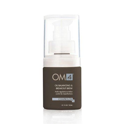 Organic Male OM4 Control: Oil Balancing & Breakout Brew (Serum)