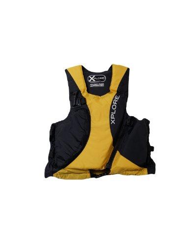 JetPilot Xplore Hydraulic Paddling PFD Vest, USCG Approved