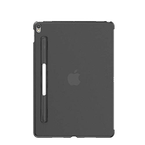 SwitchEasy CoverBuddy Case for iPad Air 3rd Gen 10.5 inch (2019) / iPad Pro 10.5 (2017) Protective Case with Detachable Pencil Holder. Ergonomically Sketch Mode for Drawing and Writing (Ultra Black)