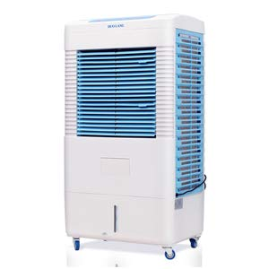 DUOLANG Indoor Outdoor Commercial Evaporative Air Cooler,DL-6000 3529 CFM,3 Speed Portable Industrial Air Conditioner and Air Cooler for Surpermaket, Restaurant, Exhibition Hall&Warehouse