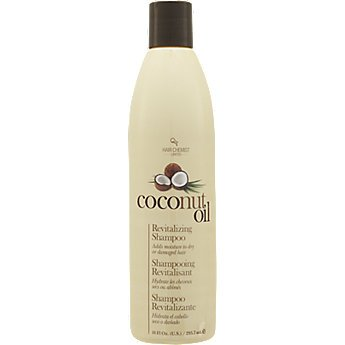 Hair Chemist Coconut Oil Conditioner 10 ounce (Pack of 2)