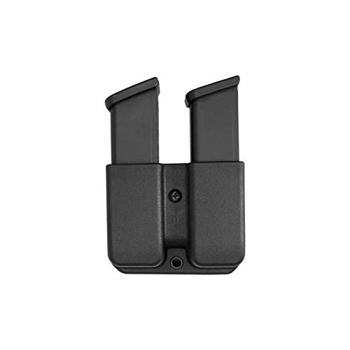 Blade-Tech Signature Double Mag Pouch with Tek-Lok for S&W M&P 45, Springfield XD 45, Ruger SR45 and More