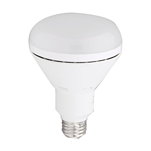 Kodak 42302-UL BR30 Dimmable Soft White Light Bulb, 75-watt, E26 Base