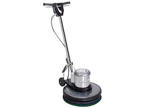 "Powr-Flite C202 Classic Metal Dual Speed Floor Machine, 1.5 hp, 175/320 RPM, 20"""