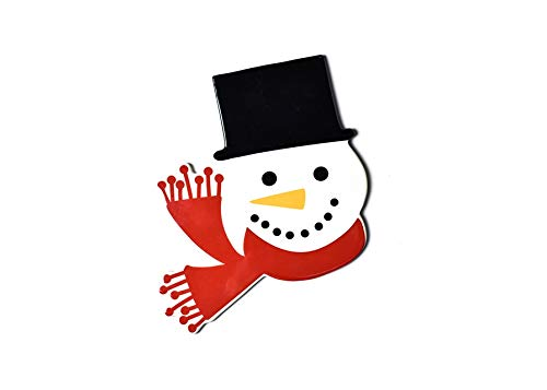 Happy Everything Decorative Holiday Big Attachment (Top Hat Frosty)