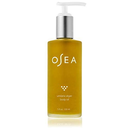 OSEA Undaria Algae Oil 5 oz - Non-Toxic Body Oil | Lightweight & Non-Greasy Moisture | Vegan & Cruelty-Free Skin Care Made in California