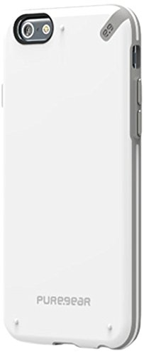 Puregear iPhone 6 Slim Shell Case - Retail Packaging - White