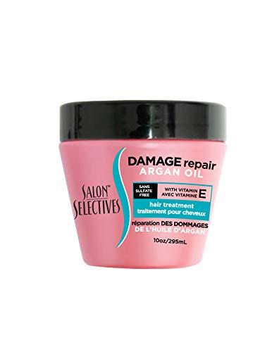 Salon Selectives Extreme Corrective Hair Treatment Argan Oil & Vitamin E 10 Fluid Ounce
