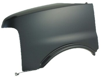 OE Replacement Chevrolet/GMC Front Driver Side Fender Assembly (Partslink Number GM1240312)