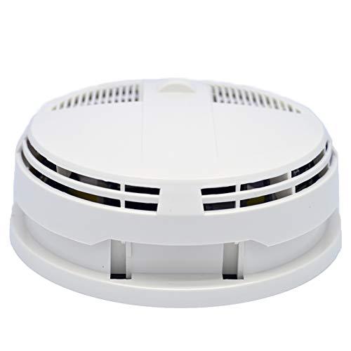 SPY Gadgets | 4K Hidden Camera Spy Camera Home Surveillance Nanny Cam DVR Smoke Detector (Side View) | Zone Shield HD 2160P Hidden Video Camera with Night Vision, Motion Activation or Constant Record