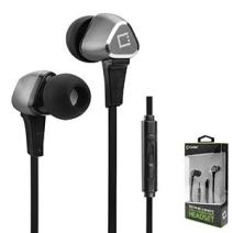Cellet Hands Free Stereo in-Ear Headphones with Built-in Microphone and Multi-Function Remote, Compatible for Apple iPhone 6S Plus, 6S, 6 Plus, 6, 5S, 5C, 5 Lighting 4S, 4, 3GS,3G, iPad/Air/Mini/Pro
