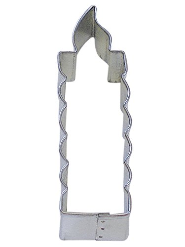 """R&M Candle 4"""" Cookie Cutter in Durable, Economical, Tinplated Steel"""