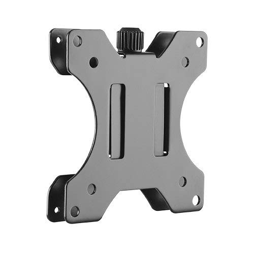 Mount Plus MP-XMA-03 Adapter VESA Mount Quick Release Bracket Kit   Stand Attachment and Wall Mount Removable VESA Plate for Easy LCD Monitor and TV Screen Mounting (Quick Release Adapter)